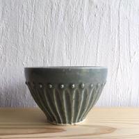 エミシ工房  鎬模様のまるカップ#1