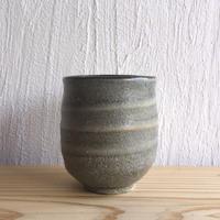 三輪田窯 白泥フリーカップ