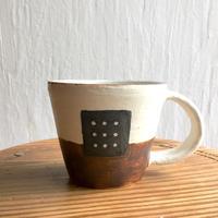 エミシ工房  泥彩 マグカップ#3