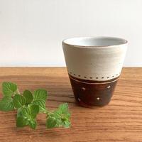 エミシ工房  泥彩フリーカップ #1