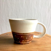 エミシ工房  泥彩 マグカップ#5