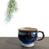 三輪田窯・高台の小さなコーヒーカップ#1