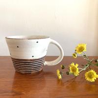 エミシ工房・泥彩マグカップ#1
