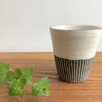 エミシ工房  泥彩フリーカップ #2