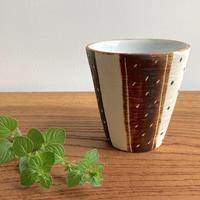 エミシ工房  泥彩フリーカップ #3