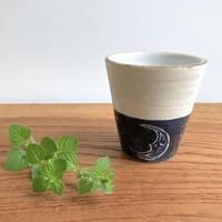 エミシ工房  泥彩フリーカップ #4