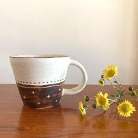 エミシ工房・泥彩マグカップ#2