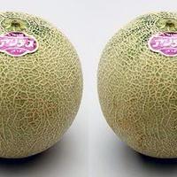 アンデスメロン 2玉
