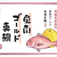 【ネット販売限定】愛南ゴールド真鯛3枚おろし