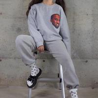 """""""Kanye West"""" Vintage Printed Sweat"""