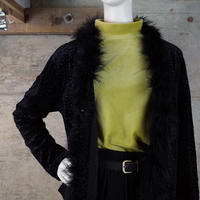 Designed Velour Jacket