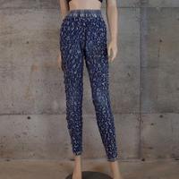 Vintage Designed Denim Pants