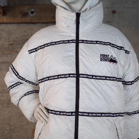 """FIRST DOWN"" Reversible Down Jacket"