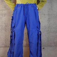 """""""ILLIG"""" Designed Cargo Flare Pants"""