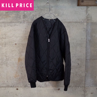 Military Style Quilted Jacket