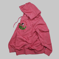 """""""Independent"""" HAM Official Pigment Dyed Sweat Hoodie"""