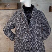 Designed Half Coat