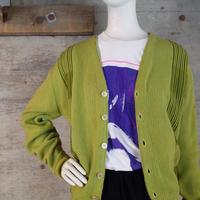 """Sears"" Designed Knit Cardigan"