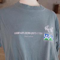 """""""HAM"""" Reboot Printed Tee"""