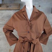 Designed Shirt Dress