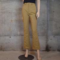 Vintage Designed Flare Pants