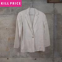 Linen Tailored Jacket