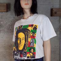 """""""Bob Marley"""" Vintage Printed Tee"""