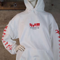 """HAM"" Original Sweat Hoodie[在庫が無くなり次第終了]"