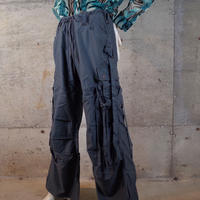 """ILLIG"" Vintage Designed Cargo Flare Pants"