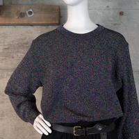 Vintage Designed Glitter Knit