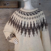 Designed Wool Knit