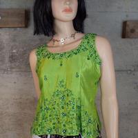 Vintage Designed Beads Camisole