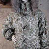 Vintage Designed Ski Down Jacket