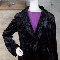 """SONIA RYKIEL"" Designed Velour Jacket"