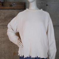 Vintage Crash Cotton Knit