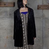 """SONIA RYKIEL"" Vintage Designed Velour Jacket"