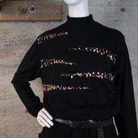 Vintage Designed Rayon Knit