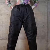 Military Style Padding Pants