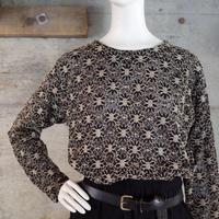 Designed Lace Knit