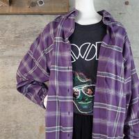 """""""Eddie Bauer"""" Vintage Flannel Shirt"""