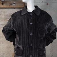 Designed Corduroy Half Coat