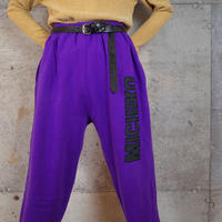 """MICHIKO LONDON"" Designed Sweat Pants"