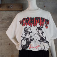 """THE CRAMPS"" Printed Tee"