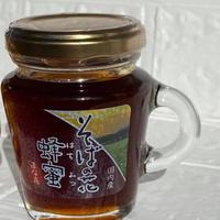 そば百花蜂蜜 120g 1620円
