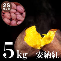 安納紅(あんのうべに)2Sサイズ  5kgセット