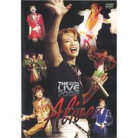 DVD【THE LIVE 2002 LIVE A -Alive-】