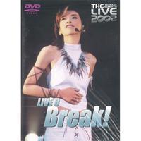 DVD【THE LIVE 2002 LIVE B -Break!-】