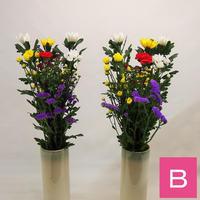 【おまかせ定期便B】お仏壇の花 1,650円×2束