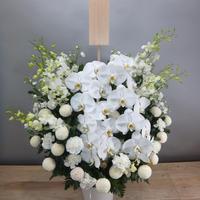 お悔み・お供えの花 アレンジメント 30,000円