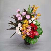 定期お届け便 季節花のアレンジメント 15,000円